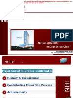 NHIS_Integrated Collection Management System