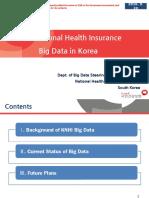 NHIS_National Health Insurance Big Data