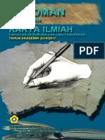 Buku Pedoman Karya Ilmiah FKIP 2016