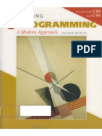 C Programming - A Modern Approach - 2nd Edition - Kim N King