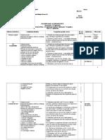 Planificare XI Connexions 2 2014-2015