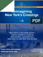 Governor Cuomo's presentation about MTA Crossings