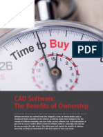 Benefits of CAD Software Ownership-IMSI