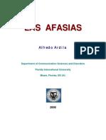 Las Afasias Por Alfredo Ardila
