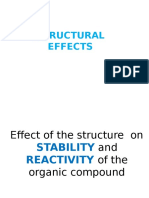 Structural Effects by Esmalla