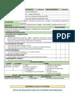 Arquitecturas de Los Sistemas Distribuidos Graficos, Aplicaciones y Componentes - Sandra Palacios