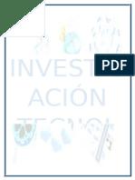 Investigacion Tecnológica