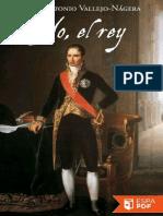 Yo, El Rey - Juan Antonio Vallejo-Nagera