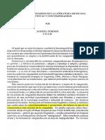 Gordon, Samuel (Modernidad y Vanguardia en La Literatura Mexicana, Estridentista y Contemporáneos)