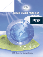 Climate Change Paradigms