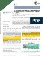 SP Article 1 Nano-composite Structural Ni–Sn Alloy Anodes