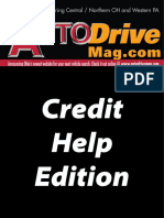Credit Help Edition  - Issue 21