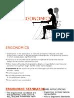 Ergonomics Ss