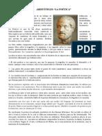 Aristóteles La Poetica