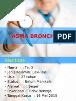 Asma Bronchial