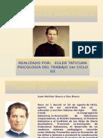 Biografia de Don Bosco