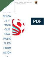 Proyecto Futbol 2015 2016