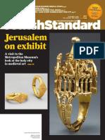 Jewish Standard, October 7, 2016