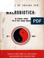 OSHAWA, George - Macrobiótica