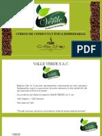Valle Verde Cafe Ppt