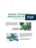 Manual Tecnico de Produccion de Papa
