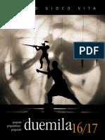 Teatro Gioco Vita - Produzioni 16-17