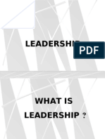 PowerPoint Leadership