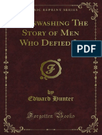 Brainwashing the Story of Men Who Defied It 1000248482