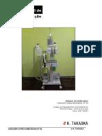 Manual AP Anestesia KT 20