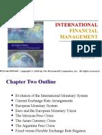 2 International Monetary System