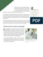 Activi Ciencia y Tecnologia