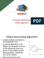 ME401T CAD Ellipse Algorithm - 5