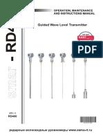 RD400 Manual Eng