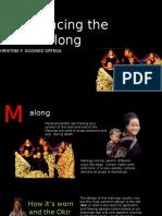 Romancing the Malong