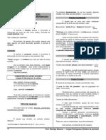 Gramática Português - Coordenação e Subordinação