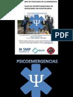 aplicaciones de la psicologia de la emergencia