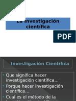 2 Investigacion Cientifica