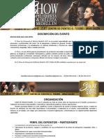 Presentación Show de Peluquería 2017