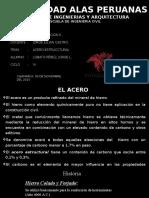 Acero Estructural - Construccion II
