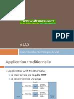 Ajax Nouvelles Technologies Du Web