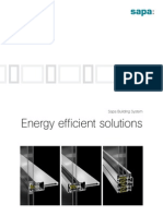 Sapa Energy Product Line