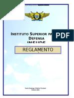 Reglamento Académico de INSUDE.