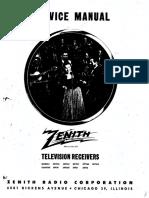 Zenith 28T925R Manual
