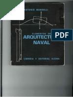 Elementos Arquitectura Naval