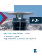 Tat3 Airports in European Air Network