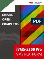 ivms 5200 broshure
