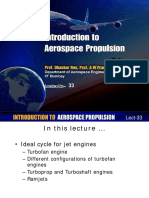 Intro Propulsion Lect 33