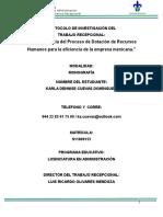 protocolo admon
