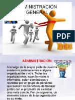 Administracion II- Clase i