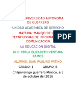 Universidad Autonoma de Guerrero Tic Uagro